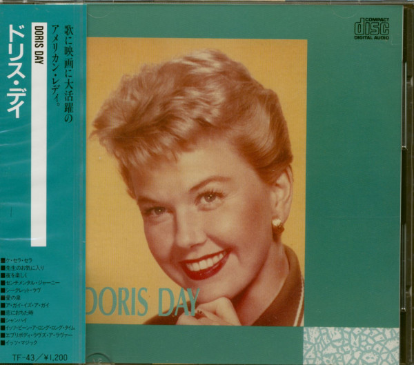 Doris Day (CD, Japan)