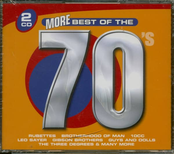 More Best Of The 70's (2-CD)
