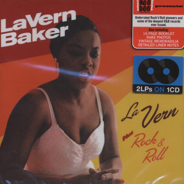 LaVern & Rock & Roll...plus