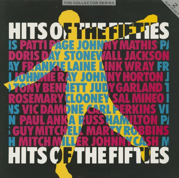 Hits Of The Fifties - The Collector Series (2-LP)