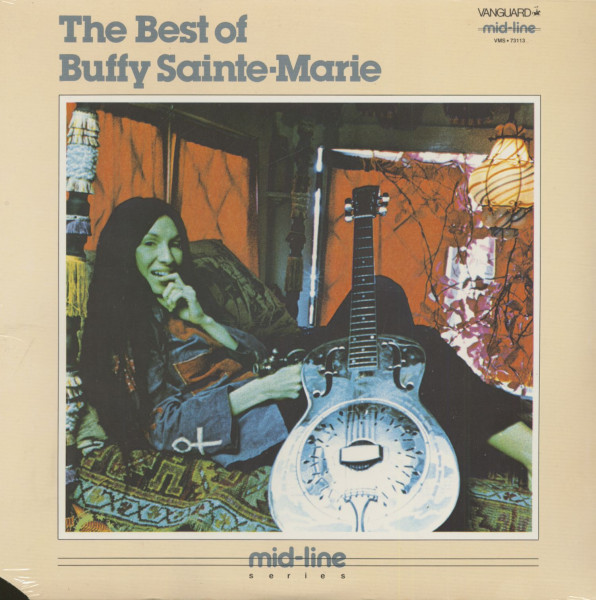 The Best Of Buffy Sainte-Marie (LP)
