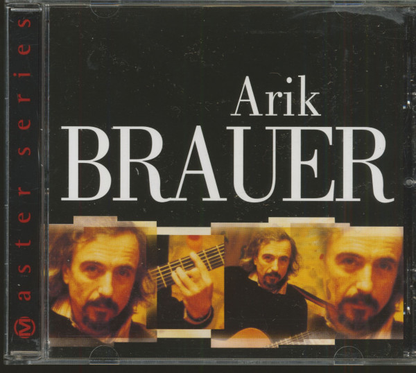 Arik Brauer - Master Series (CD)