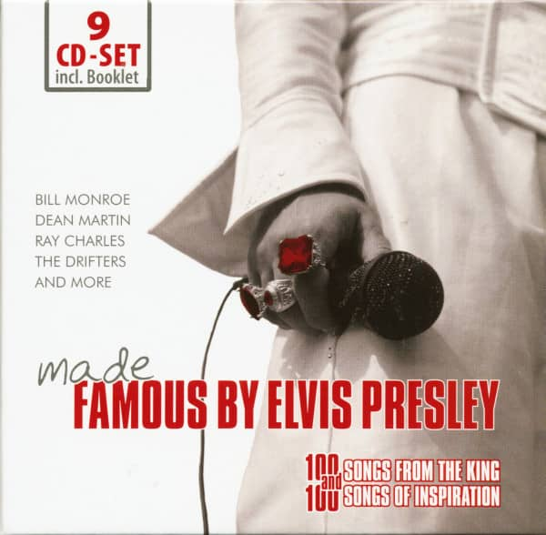Made Famous By Elvis Presley (9-CD)