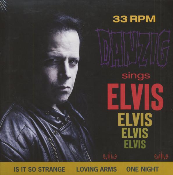 Sings Elvis (LP)
