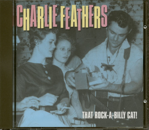 That Rock-A-Billy Cat! (CD)