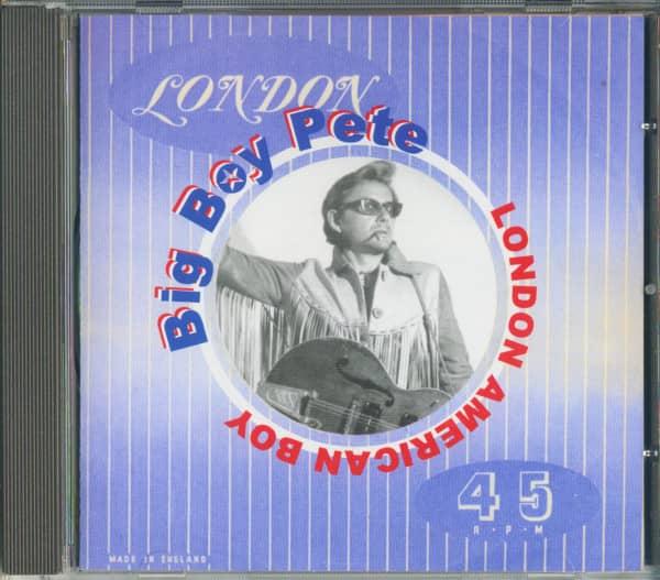 London American Boy (CD Album)