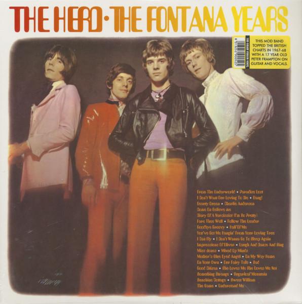 The Fontana Years (LP, 180g Vinyl)