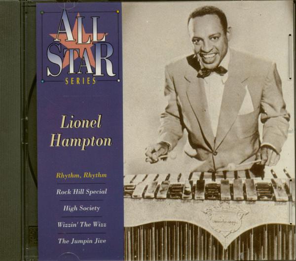 Rhythm, Rhythm (CD)