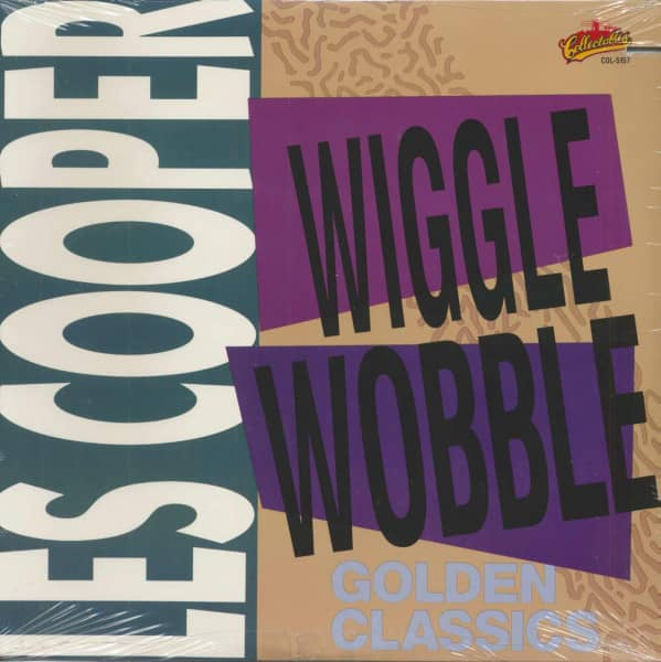 Wiggle Wobble - Golden Classics (LP)