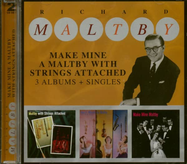 Make Mine A Maltby With Strings Attached (2-CD)