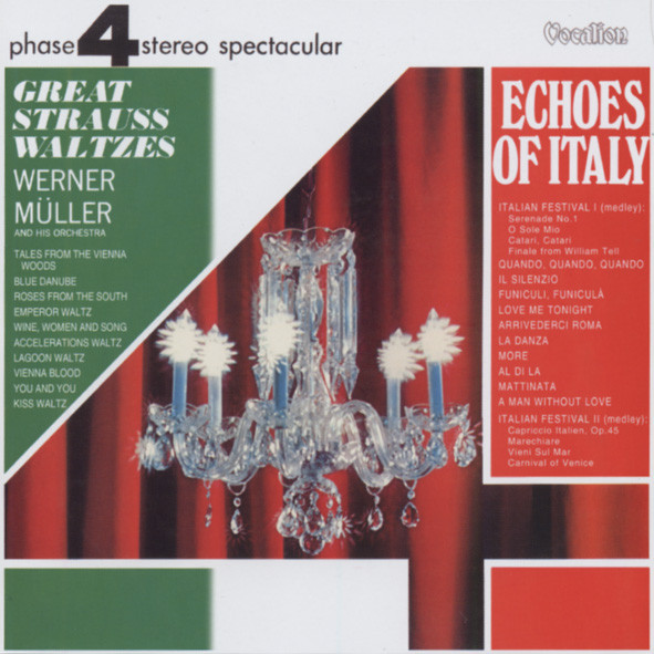 Echoes Of Italy & Great Strauss Waltzes