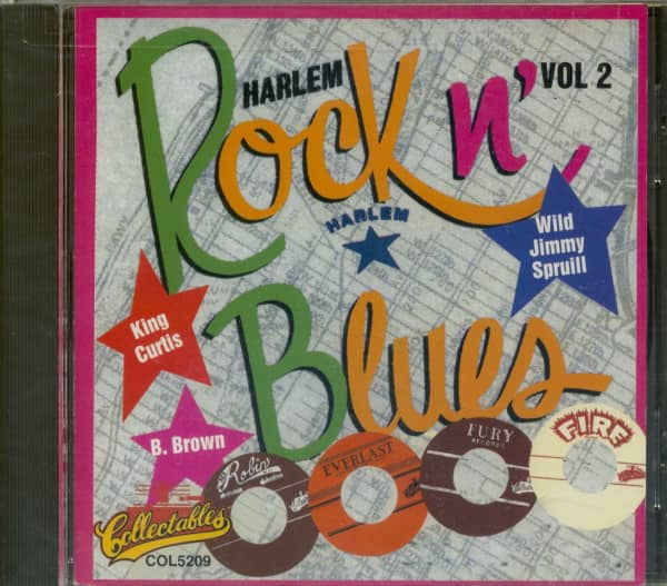 Vol.2, Harlem Rockin' Blues