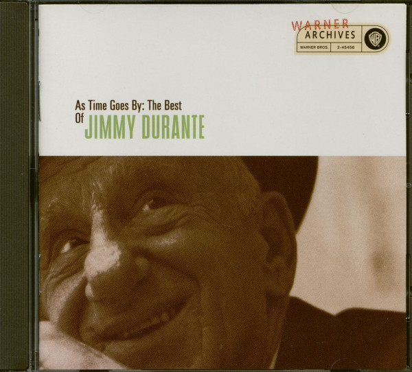 As Time Goes By: The Best Of Jimmy Durante (CD)