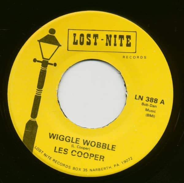 Wiggle Wobble - Dig Yourself (7inch, 45rpm)