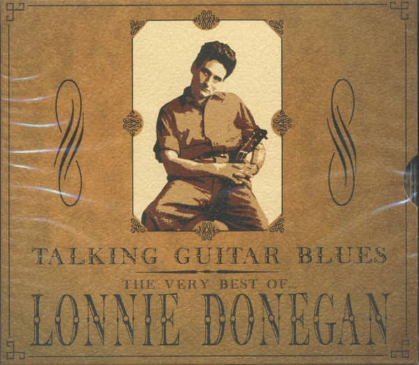 Talking Guitar Blues - The Very Best Of Lonnie Donegan (2-CD)
