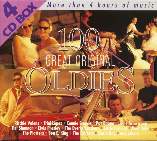 When We Were Young - 100 Great Original Oldies (4-CD)
