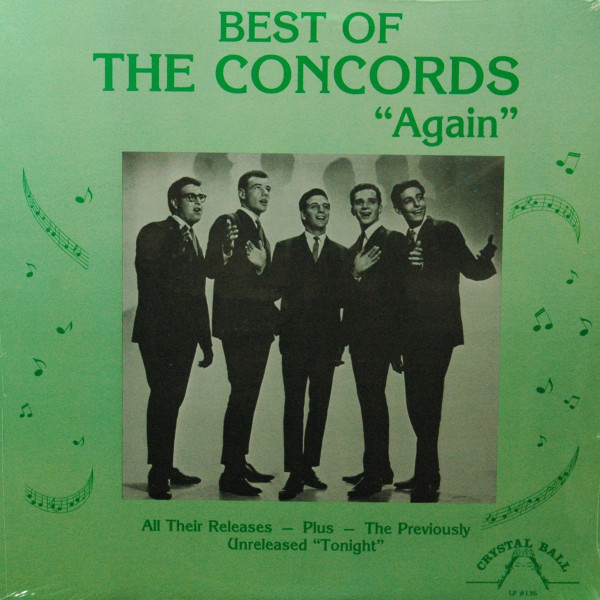 The Best Of The Concords 'Again'
