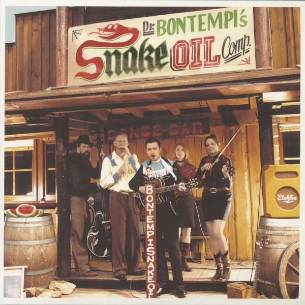 Dr. Bontempi's Snake Oil Company
