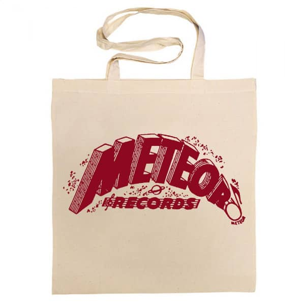 Record Bag - Tasche Meteor Records