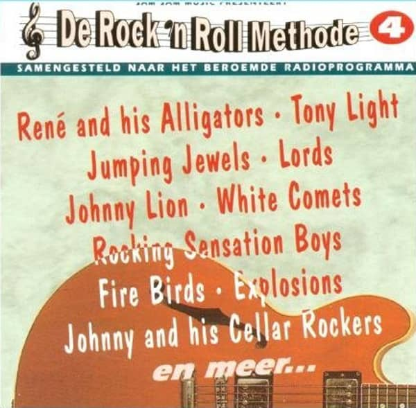 Vol.4, De Rock & Roll Methode