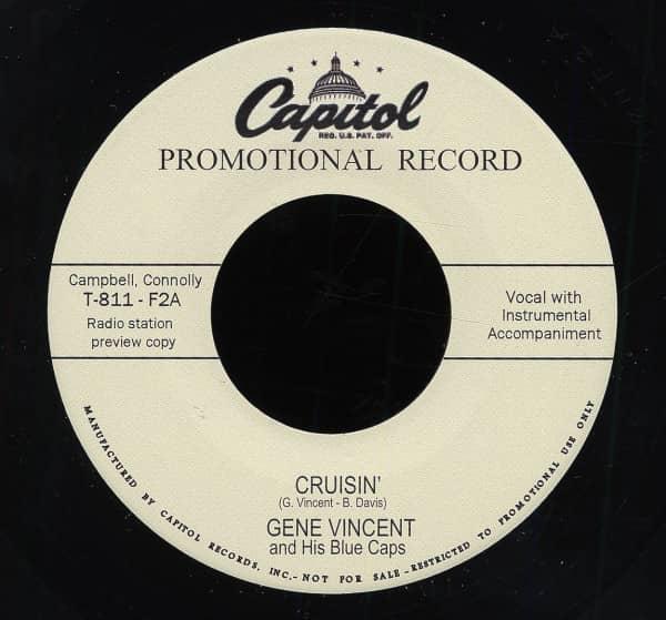 Cruisin' b-w Double Talkin' Baby 7inch, 45rpm