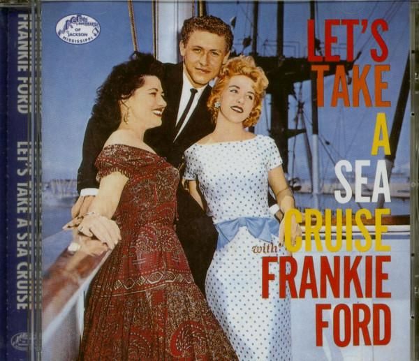 Let's Take a Sea Cruise (CD)