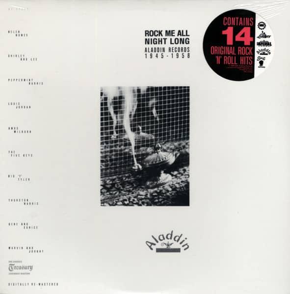 Rock Me All Night Long - Aladdin Records 1945-1958