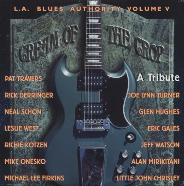 Vol.5 - A Tribute To Cream