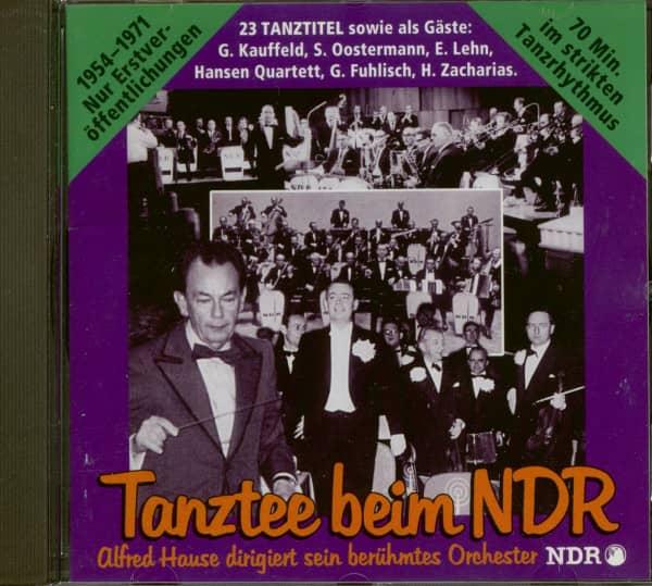 Tanztee beim NDR 1954-71 (CD)