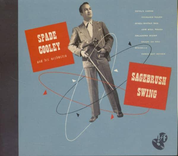 Sagebrush Swing (CD)