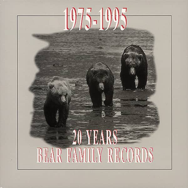 20 Years Bear Family (4-CD Deluxe Box Set)