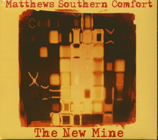 The New Mine (CD)