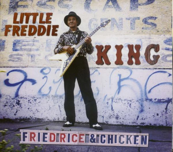 Fried Rice & Chicken (CD)