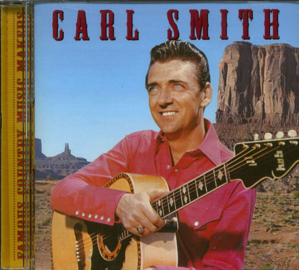 Famous Country Music Makers (CD)