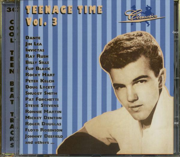 Teenage Time Vol.3 (CD)