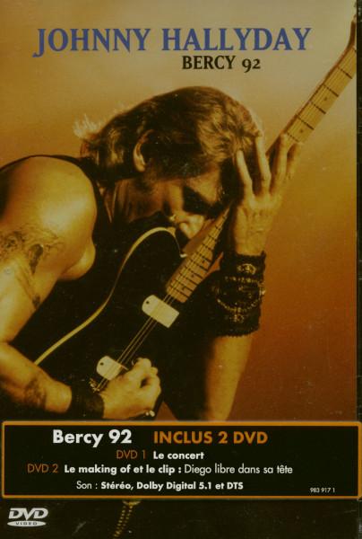 Bercy 92 (2-DVD)