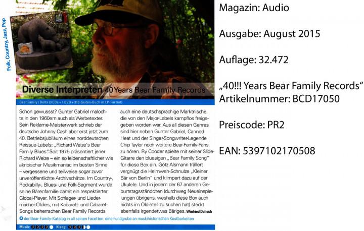 40-Years-Bear-Family_Audio_August-2015