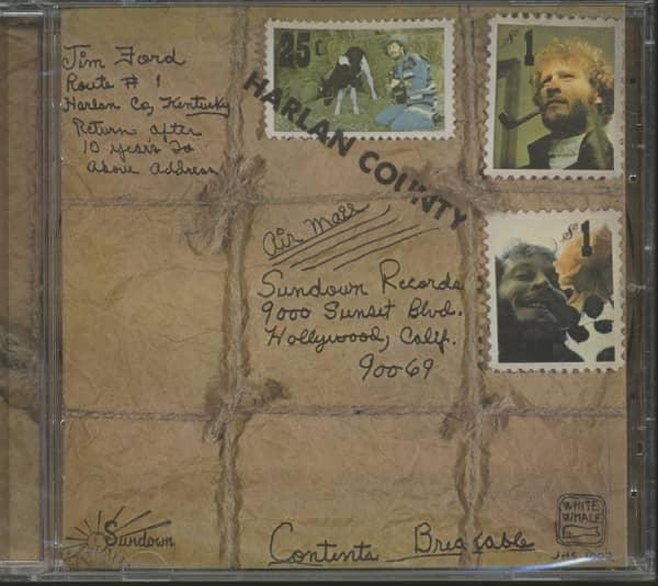 Harlan County (CD)