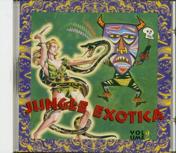 Jungle Exotica Vol.2 (CD)