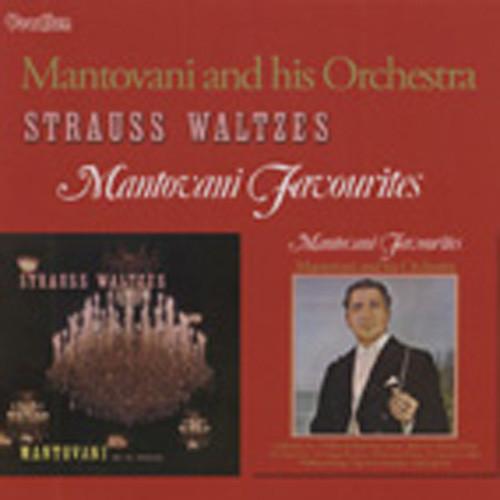 Strauss Waltzes & Mantovani Favourites