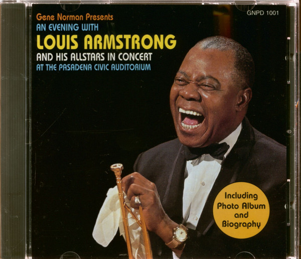 An Evening with Louis Armstrong (CD)