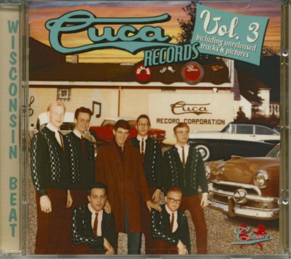 Cuca Rock'n'Roll Story Vol.3 (CD)