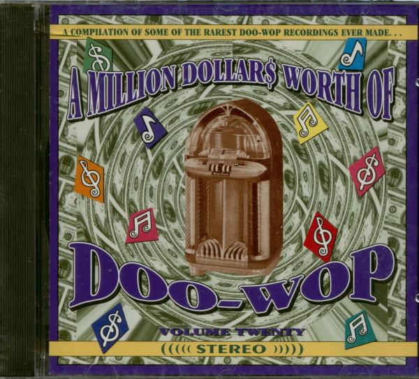 A Million Dollars Worth Of Doo-Wop Vol.20 (CD)