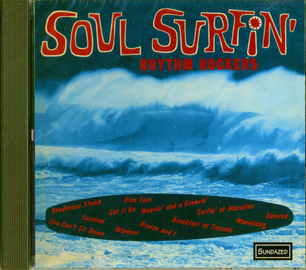Soul Surfin' (CD)