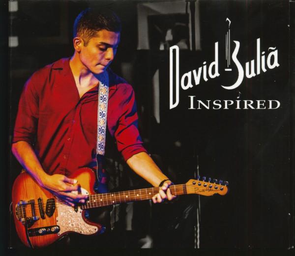 Inspired (CD)
