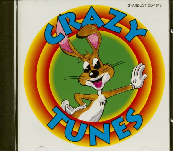 Crazy Tunes (CD)