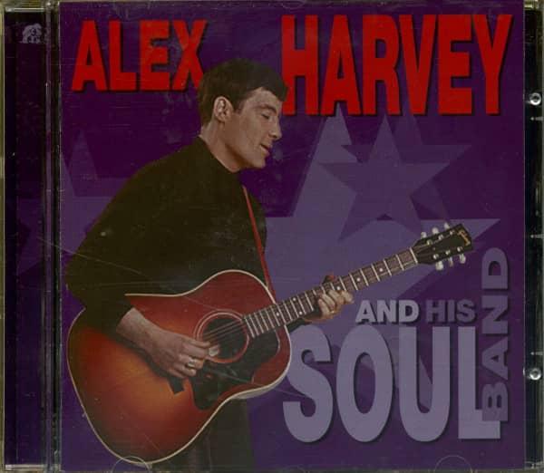 Alex Harvey & His Soul Band (CD)