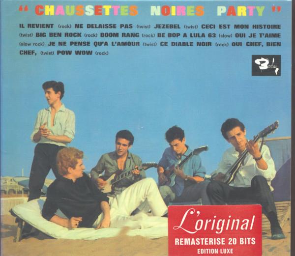 Chaussettes Noires Party (CD)