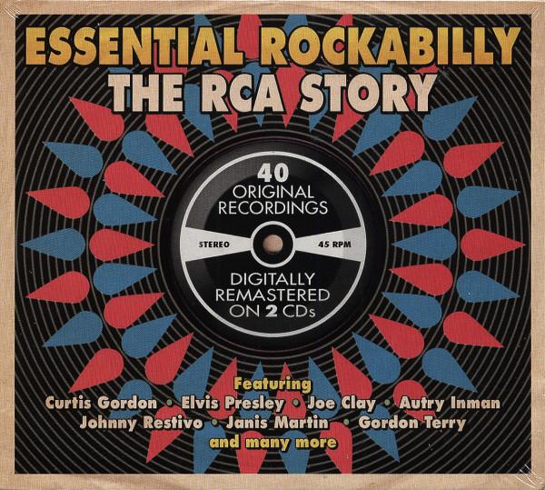 Essential Rockabilly - RCA Story (2-CD)