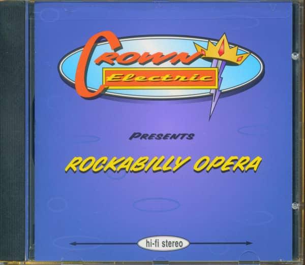 Rockabilly Opera (CD)